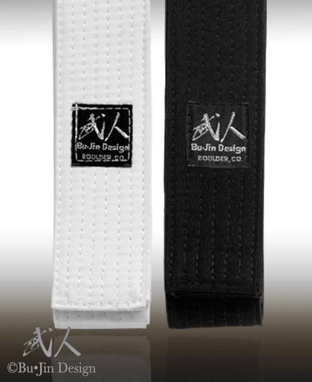 Bujin Aikido Gürtel Weiß