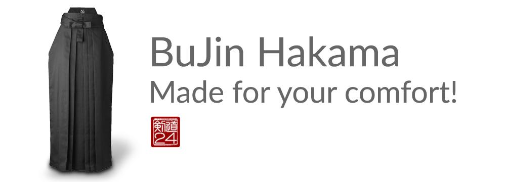 Bu Jin Hakama