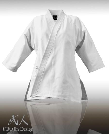 Aikido Jacke für Damen 8oz - Organic